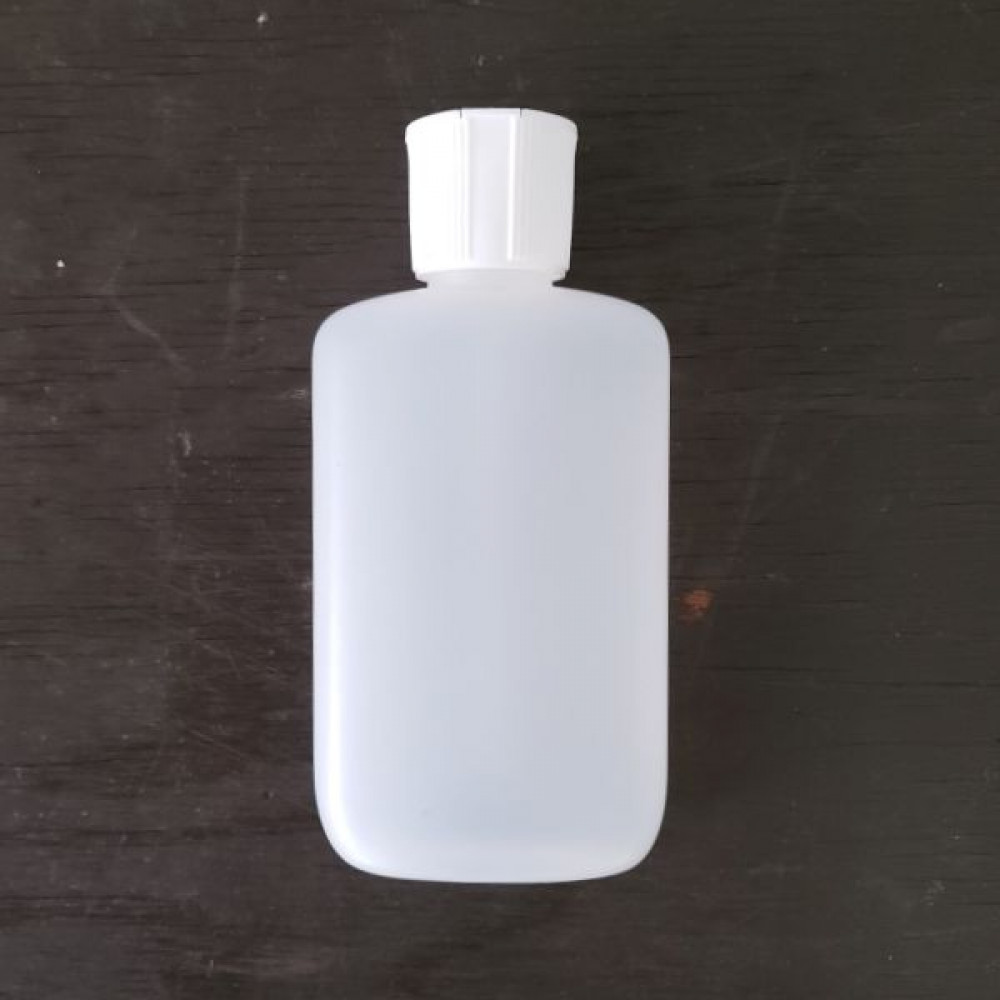 Alcohol Fuel or Condiment Flask 4 oz.