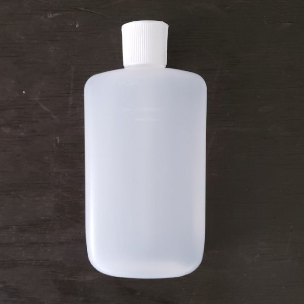 Alcohol Fuel or Condiment Flask 8 oz.