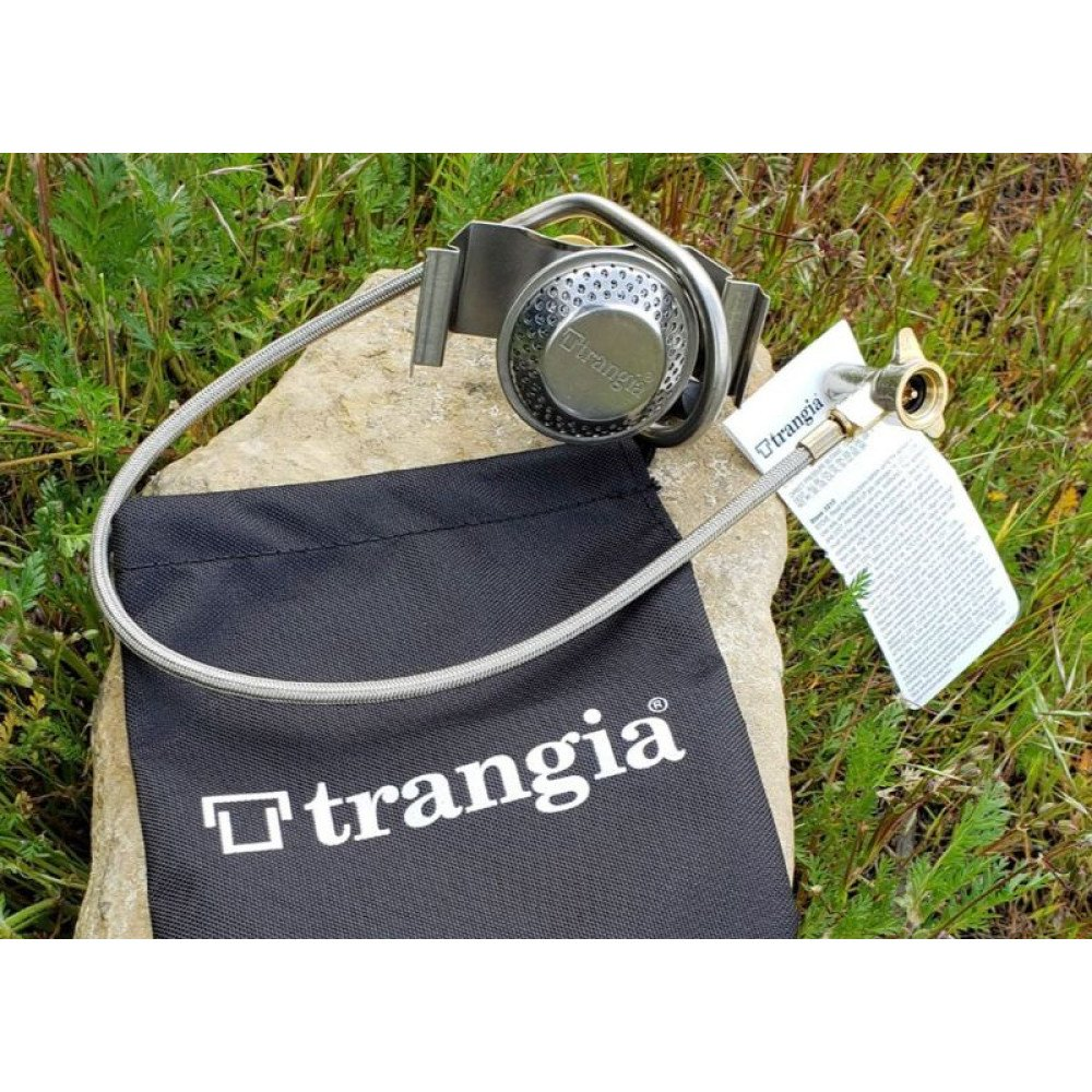 Trangia Gas Burner with FREE Mounting Pins