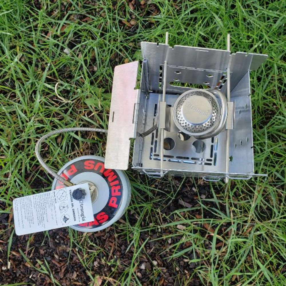 *PRE-ORDER* Trangia Gas Burner with FREE Mounting Pins