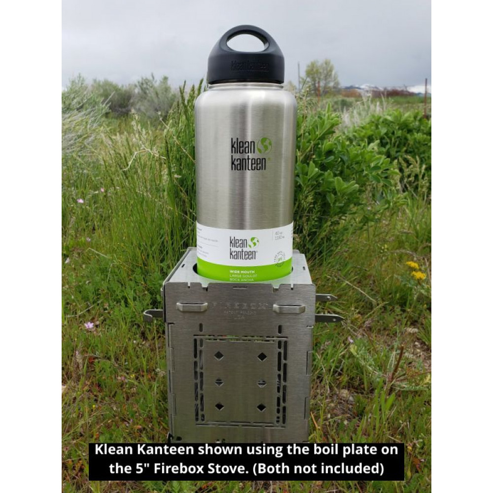 Klean Kanteen - 40 oz Wide Mouth
