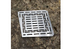 "5"" TITANIUM Adjustable Fire Grate or Grill for Nano"
