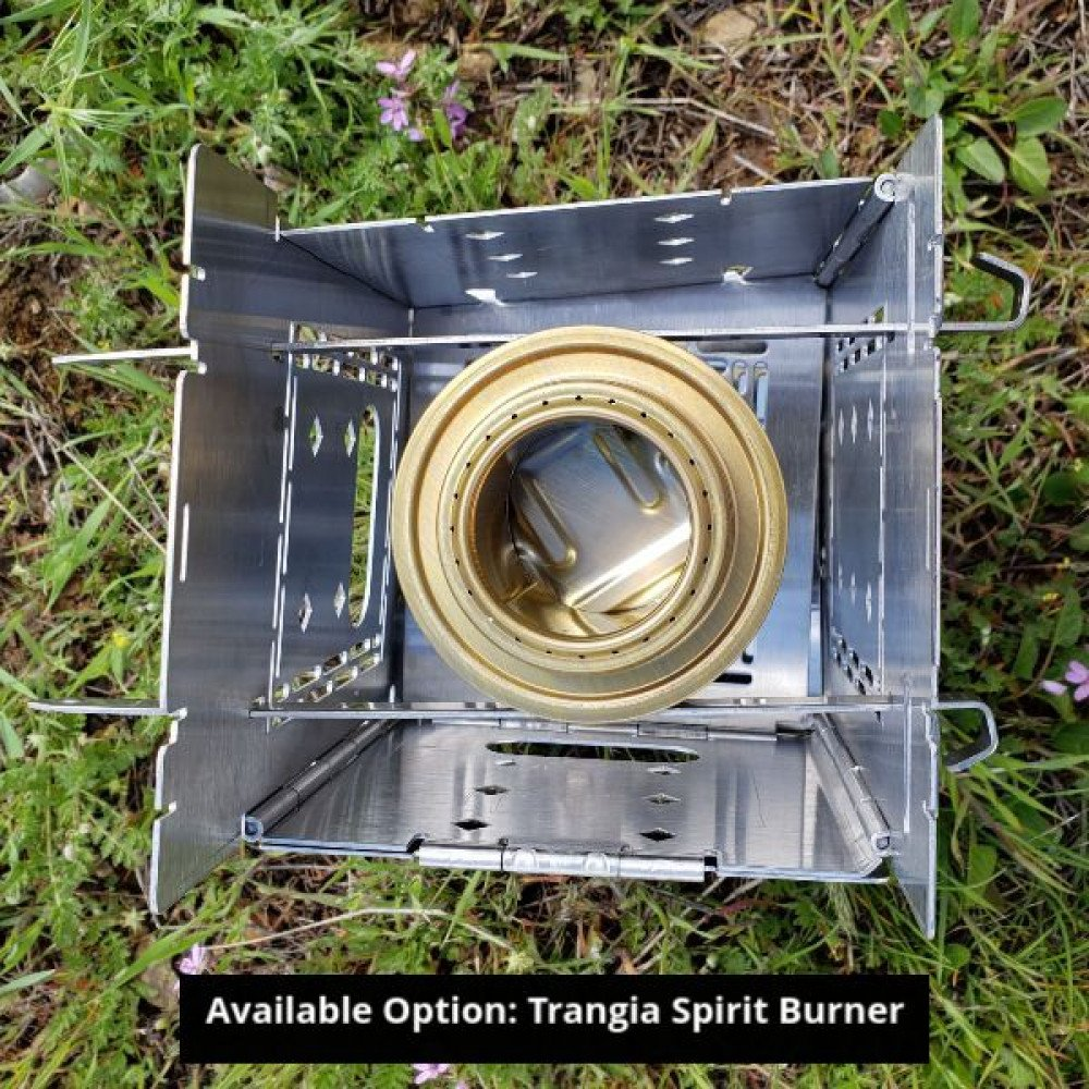 Trangia Spirit Burner Solder Sealed