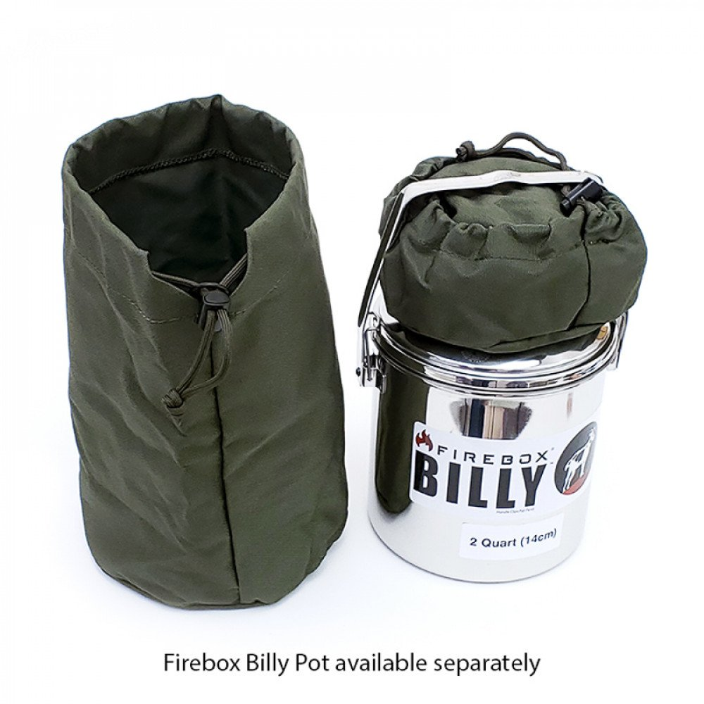 Firebox Billy Pot CASE, 3 Qrt (16cm)
