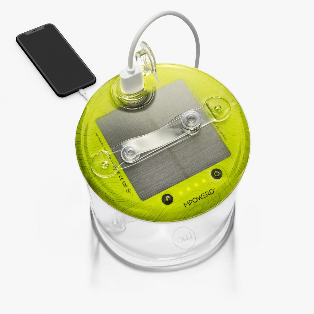 Luci Pro 2.0 Solar Light + Charger