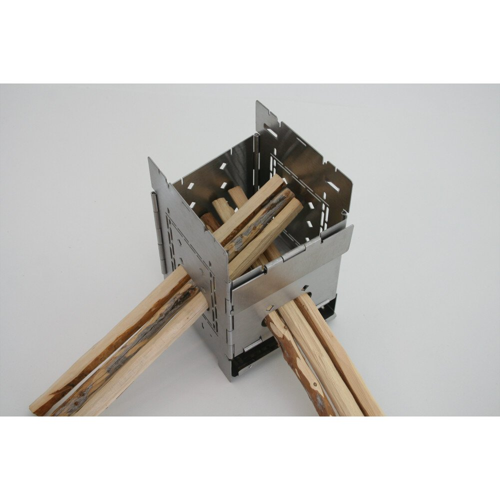G2 Folding Firebox Stove