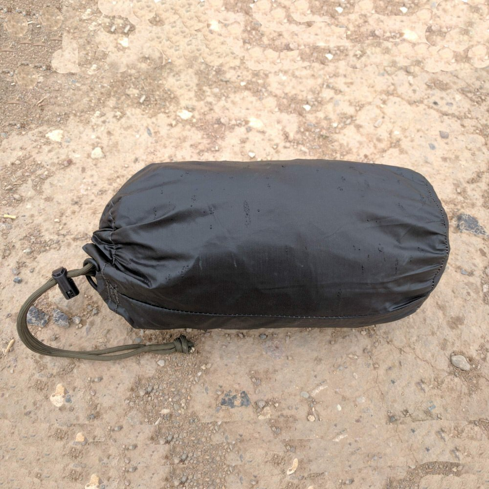 Silnylon Shelter / Poncho / Hammock / Ground Cloth & Shelter / Poncho / Hammock / Ground Cloth