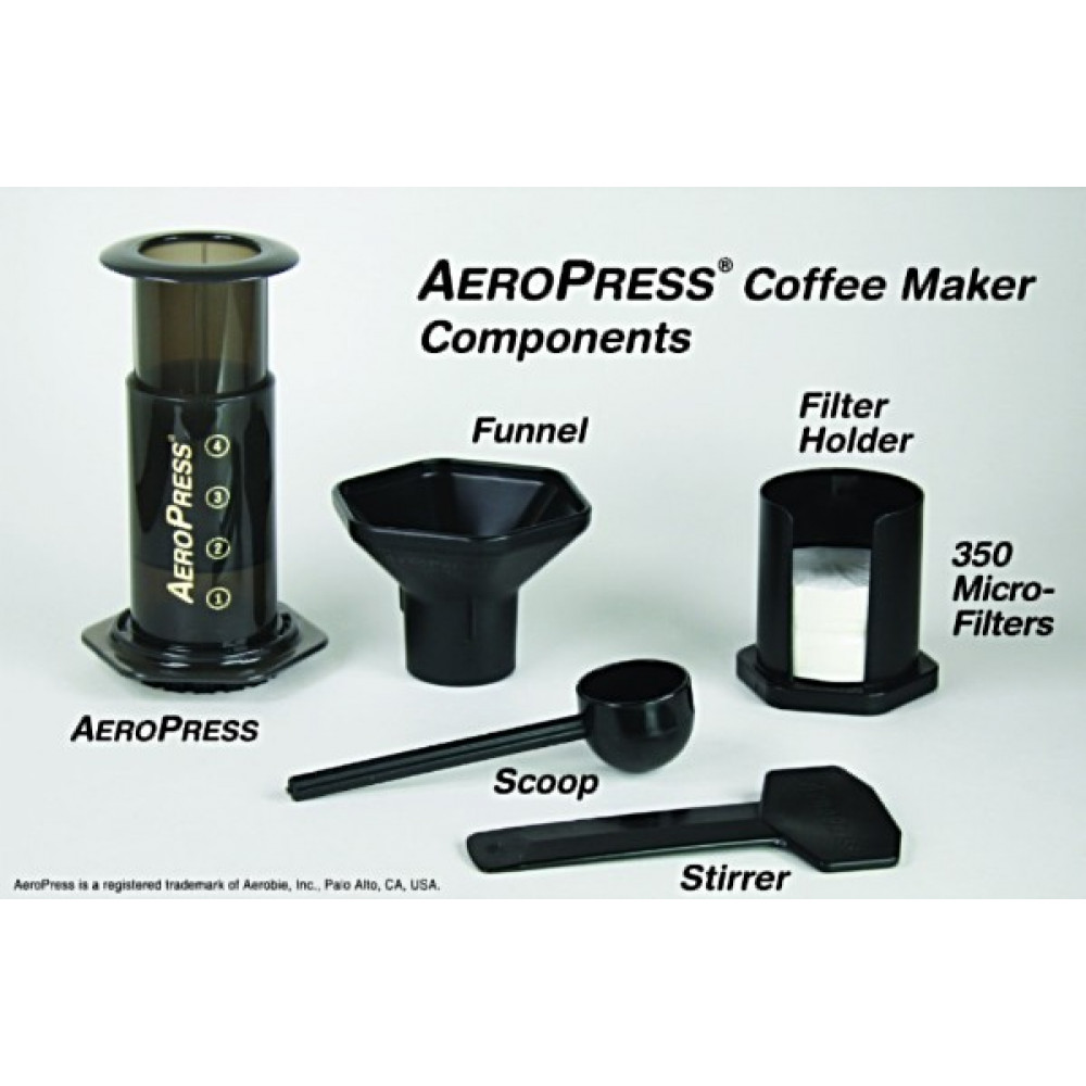 Lightweight Coffee Press
