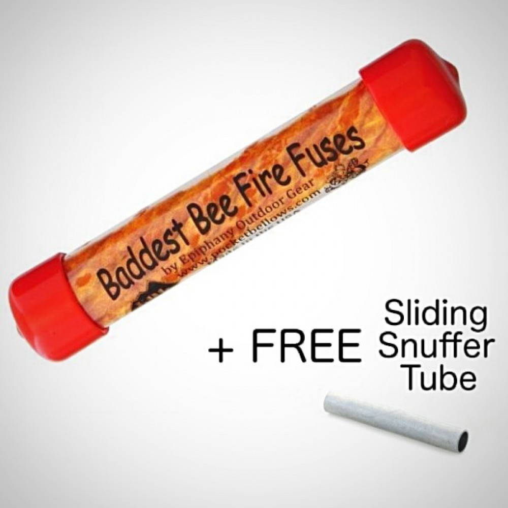 Baddest Bee Fire Fuse with Snuffer