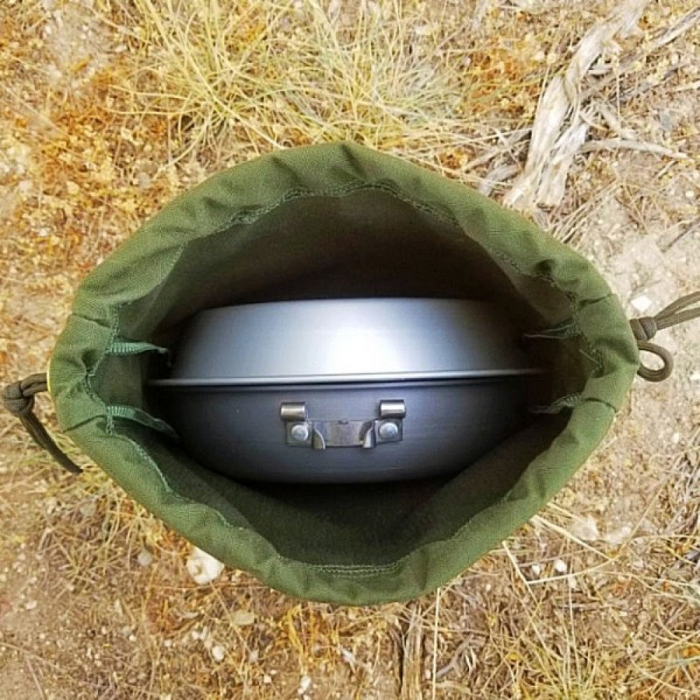 Frying Pan Mess Kit - Small