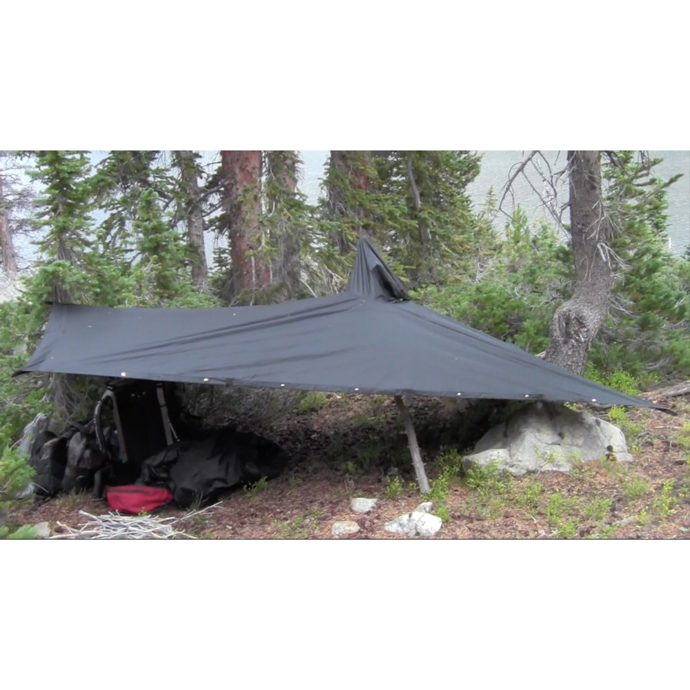 Silnylon Shelter / Poncho / Hammock / Ground Cloth  sc 1 st  Firebox Stove & Shelter / Poncho / Hammock / Ground Cloth