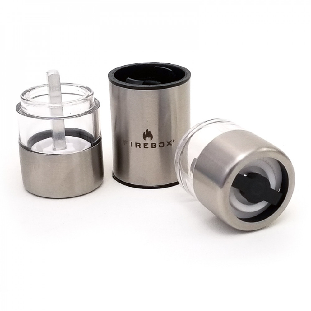 Backpacking Salt & Pepper Grinder