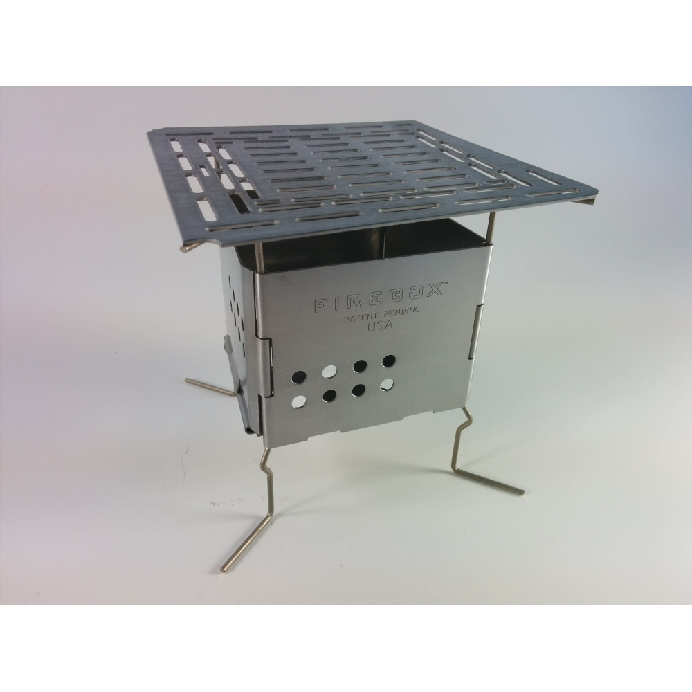 "5"" Adjustable Fire Grate"