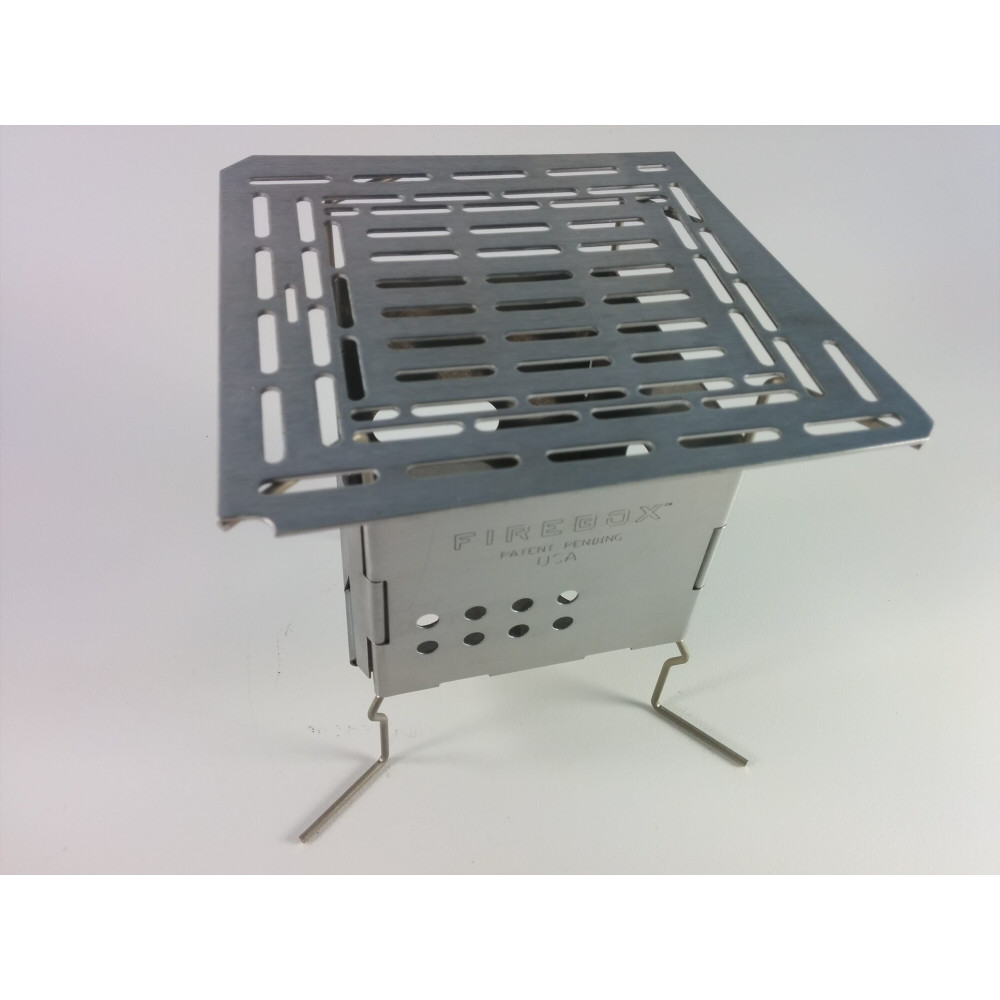 Adjustable Fire Grate